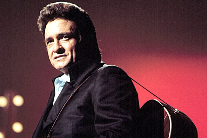 Happy birthday, Johnny Cash!