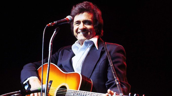 BBC : bbcmusic: Happy birthday to the timeless Johnny Cash