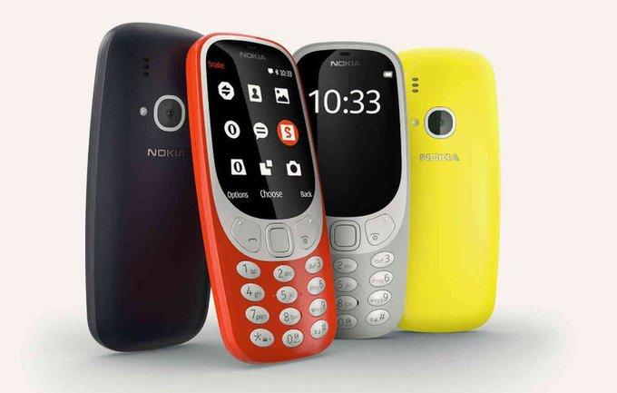 Nokia lança 'tijolão' repaginado https://t.co/VSk1WDQwni #G1