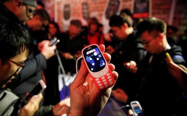 Nokia ressuscita 3310 e traz nova versão do 'jogo da cobrinha' https://t.co/BVv16434uz