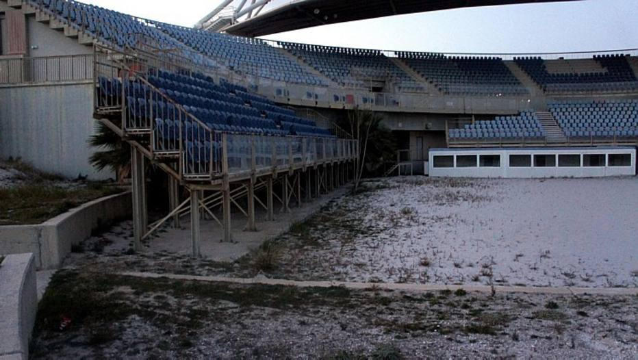 Parque Olímpico de Atenas serve de alerta para o legado do Rio https://t.co/bjI6EgAkcd