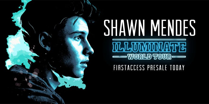 Toronto, Philly, New Jersey & Mexico City FirstAccess presales start in less than an hour! Presale code & tickets at https://t.co/qQpw03uoGa