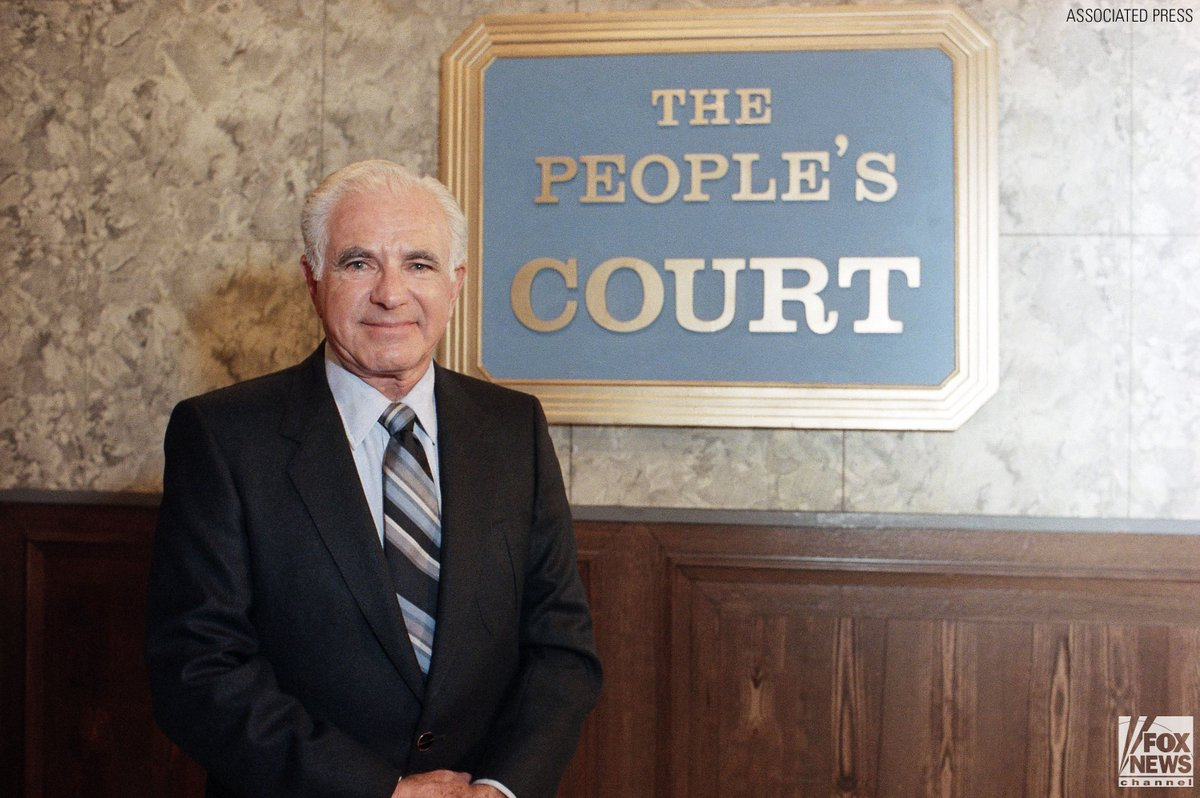 Breaking News: Judge Joseph Wapner, who gained fame by presiding over 'The People's Court,' has died at the age of 97.