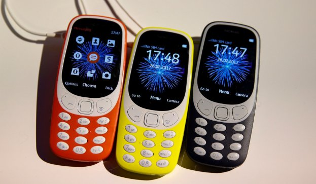 The iconic Nokia brick phone is back https://t.co/MzXvF5jywH