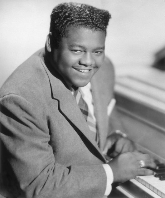 Happy birthday Fats Domino (89) Buffalo Bill and Johnny Cash, doesn\t get much better than that lot