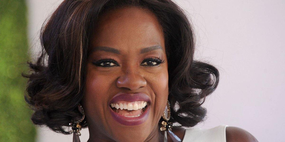 Viola Davis just became the first black actor to win an Oscar, Emmy and Tony for acting
