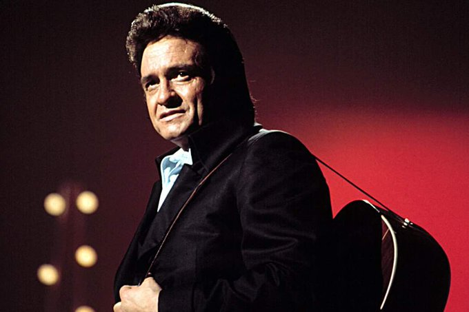 Happy Birthday Johnny Cash--Born 26th February 1932--2003....