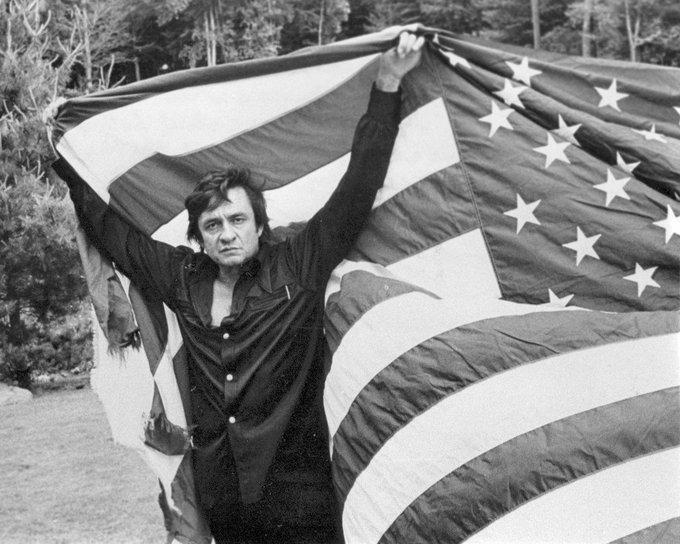Happy Birthday to the man in black. Johnny Cash: 2/26/1932
