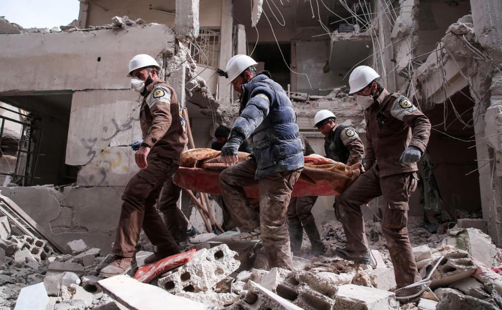 """Why """"The White Helmets"""" won't be at the Oscars"""