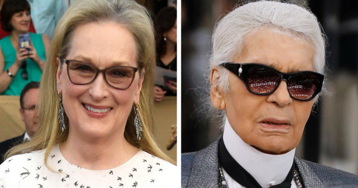 'He lied': Meryl Streep slams Karl Lagerfeld over Oscars dress controversy