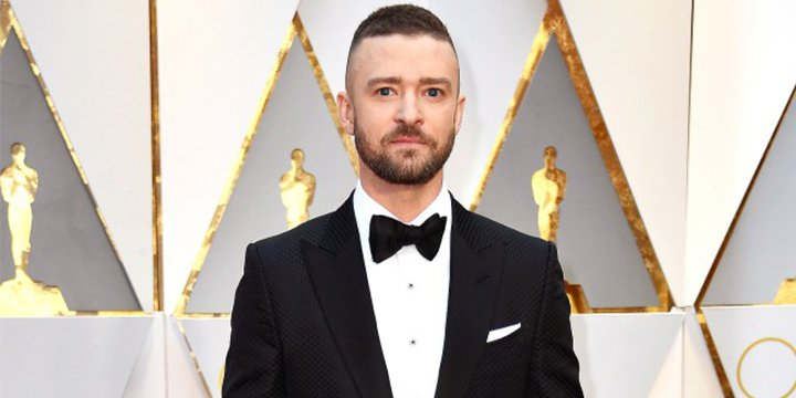 Justin Timberlake hopes to win an Oscar to share with his son