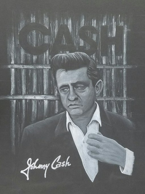 Johnny Cash would have been 85 today, Happy Birthday to the Man In Black