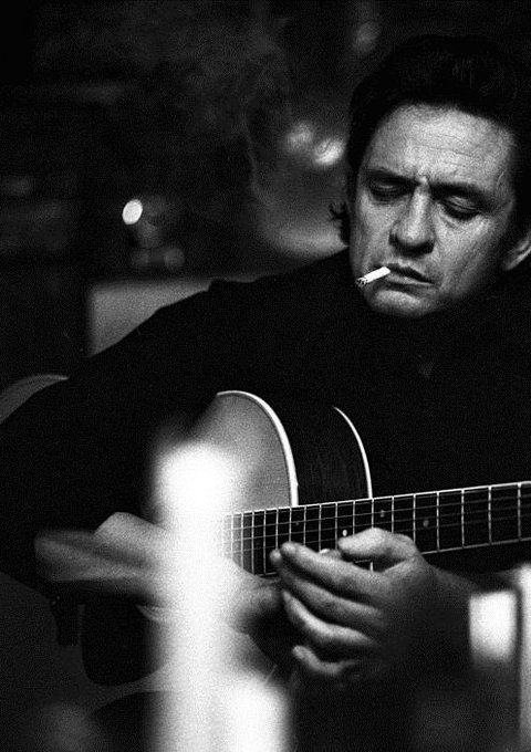 Happy birthday to the one and only Johnny cash