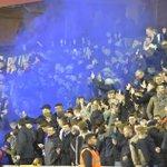 13 football fans arrested after violent clashes during Wolves vs Birmingham derby clash at Molineux