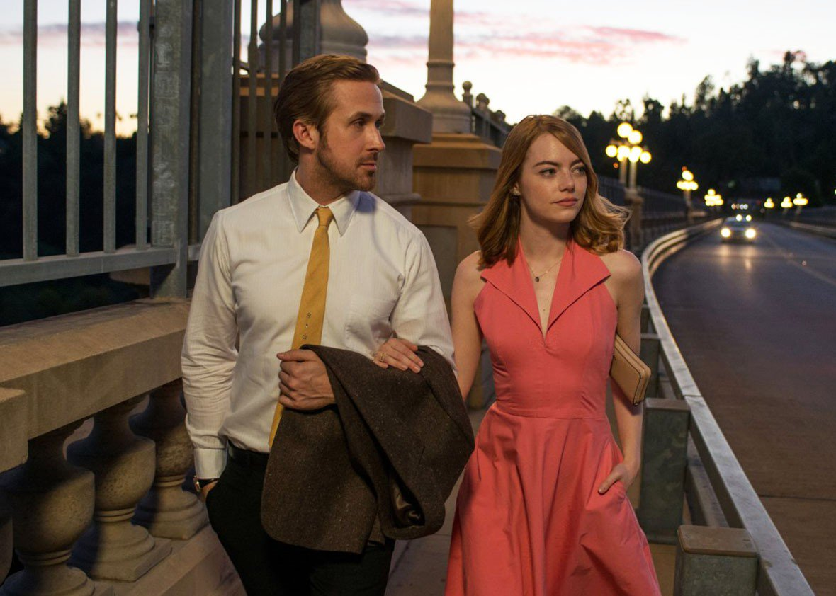 La La Land takes home the biggest award of the night Best Picture. #Oscars