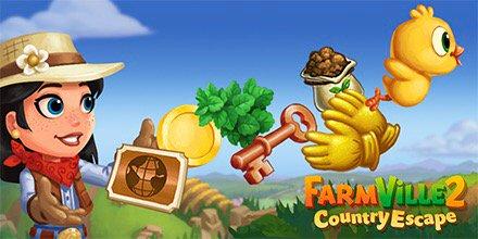 Let's earn rewards in @Farmville2! Follow the URL to win! #farmrewards https://t.co/wPyioZIQql https://t.co/wkZC0fgoSZ
