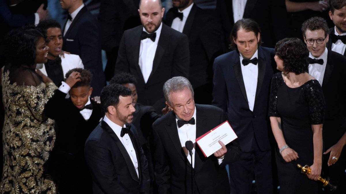 Take two 'Moonlight' wins best picture at Academy Awards