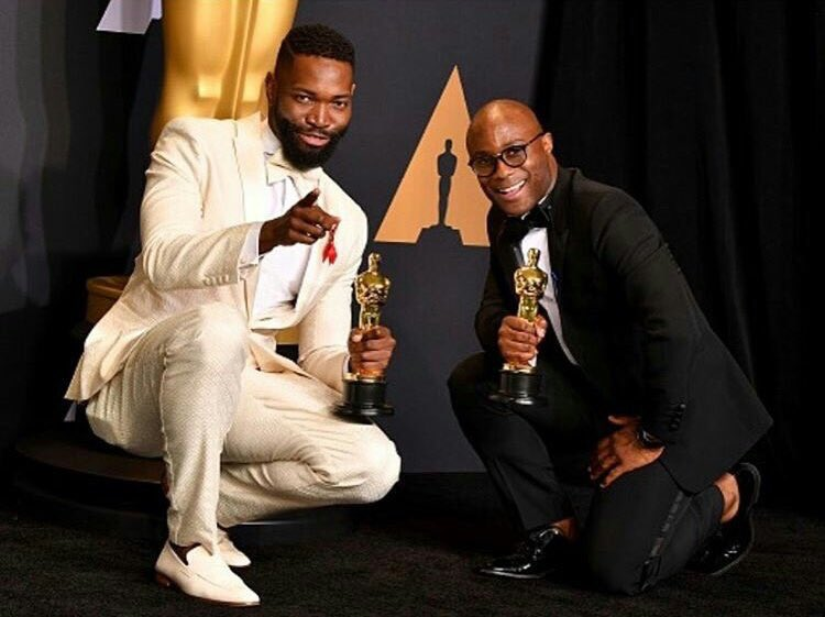 It's February 27th, and we got hood poses with Oscars. Life is grand.