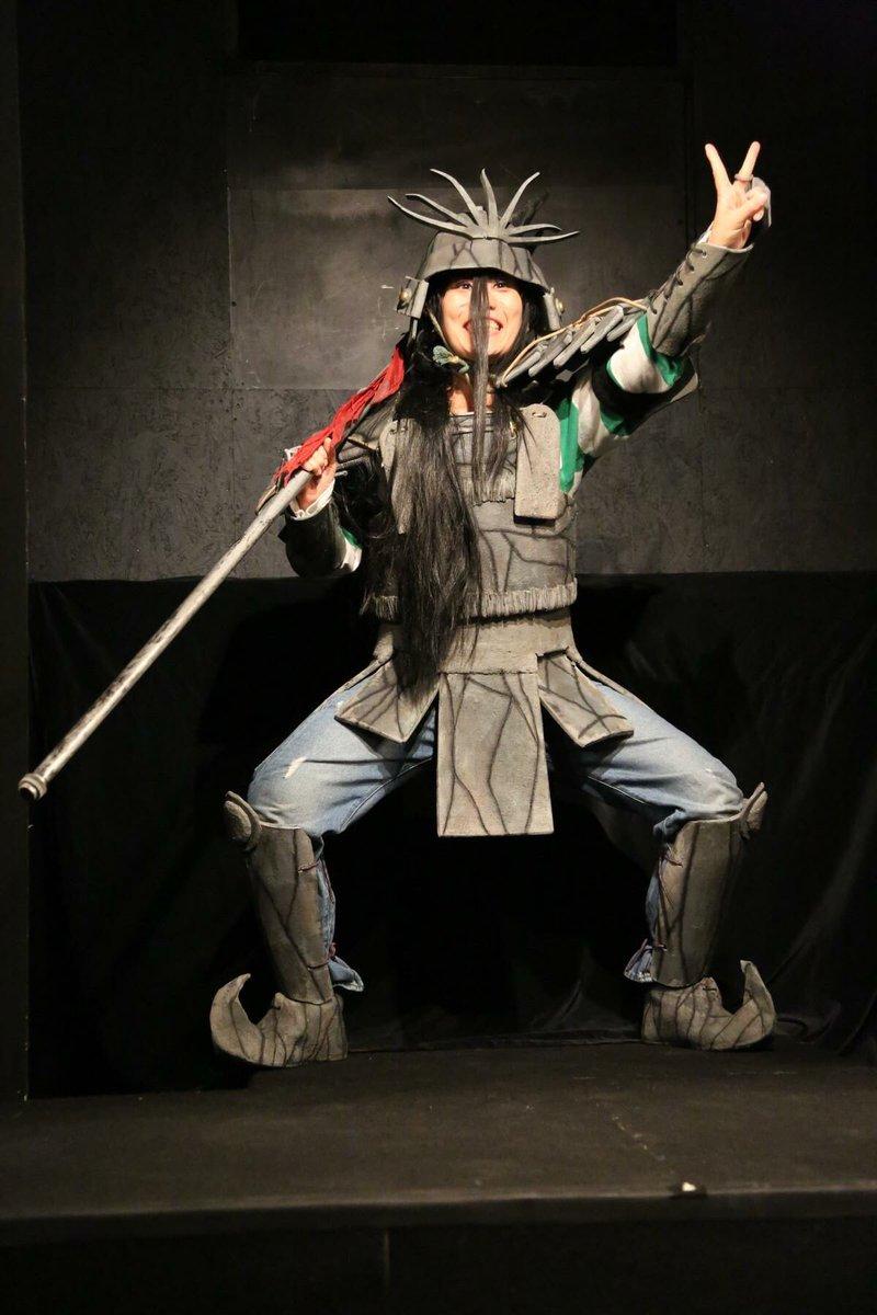藤田先生、こんにちは!シアターOMの杜瑠々子です!!舞台版『うしおととら』、本日顔合わせです!!2017年もシアターO