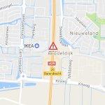 @wegstatus - Weg afgesloten: A29 afrit Barendrecht (20). Ongeval(len). https://t.co/2B3hLFptOc https://t.co/msqNI45K8n