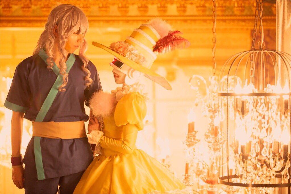 【HUNTER×HUNTER】<2>キキョウ/ゆにこシルバ/柚さん撮影/1→きなこもちさん2・3→塚さん#ゆにコス#06