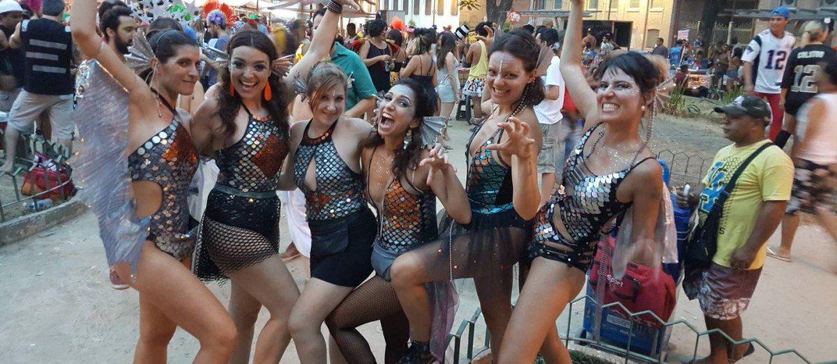 Rio terá hoje 65 blocos de carnaval nas ruas da cidade.