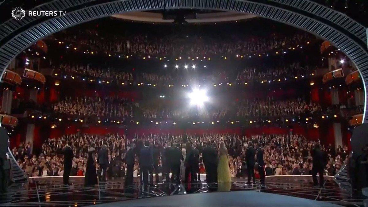 Moonlight wins grand prize after Oscars blunder: via @ReutersTV