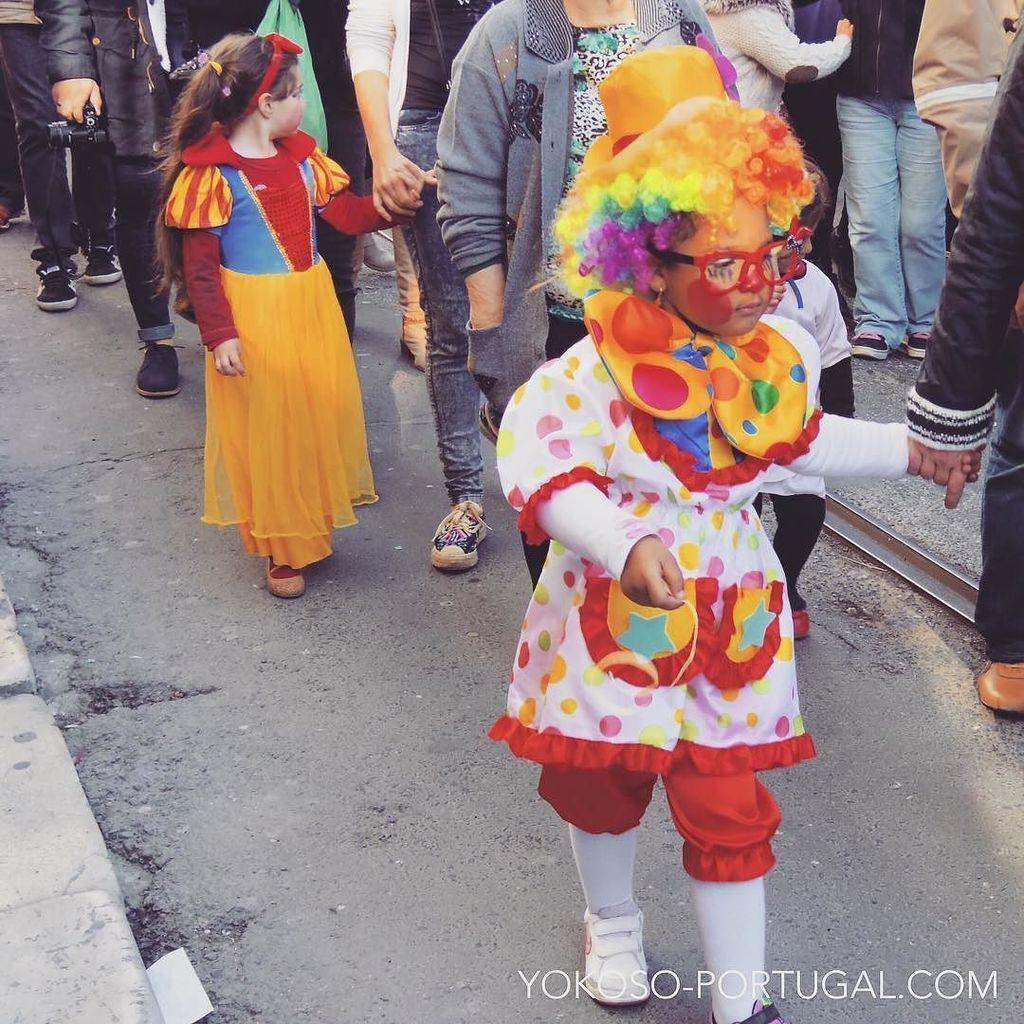 test ツイッターメディア - 明日28日はカーニバルです。各都市で仮想した子供がパレードします。 #ポルトガル https://t.co/wsm4Yl2jpW