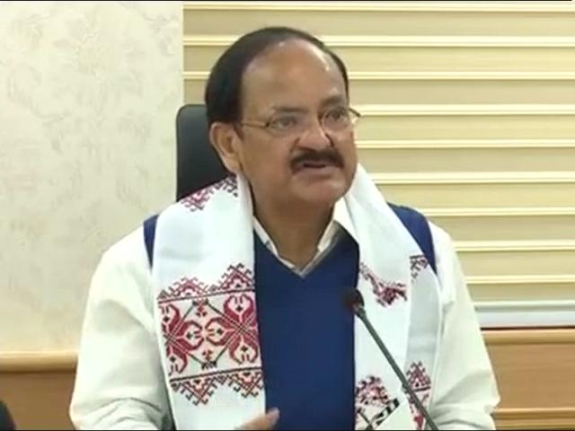 Dissent agreeable not disintegration M Venkaiah Naidu, Information & Broadcasting Minister #MarchForTiranga