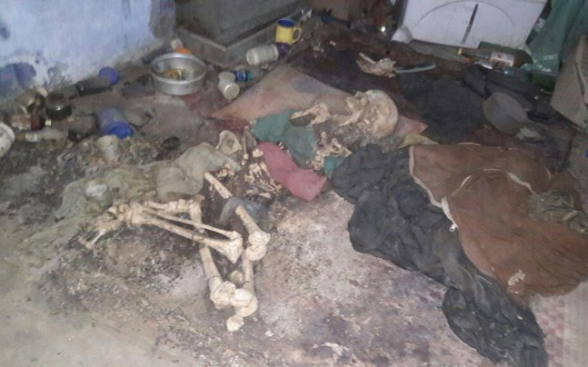 Agra Woman found dead, was living with mother's skeleton for 6 months