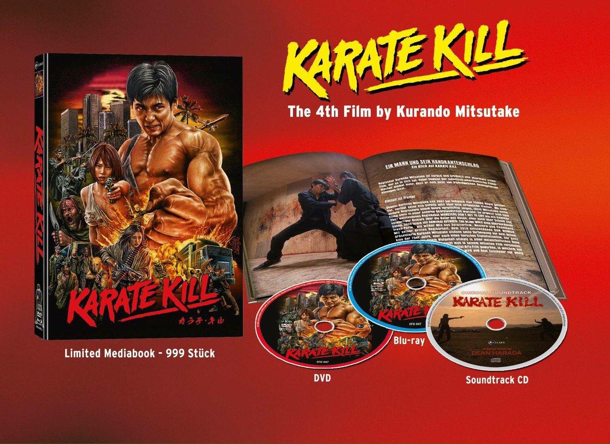 HMVは発券中、メディアは3/2より発券。3/26『KARATE KILL 』発売記念イベント開催!ハヤテ、紗倉まな、