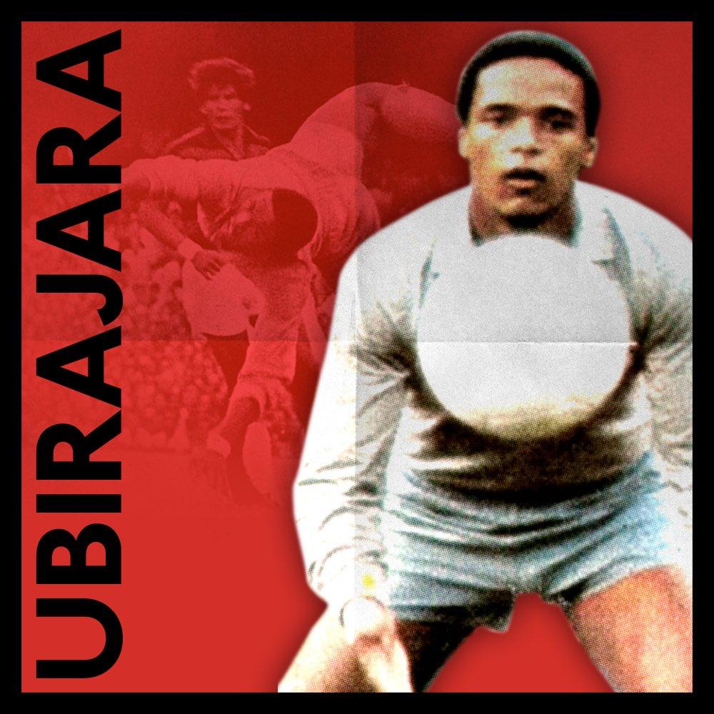 Hoje também é dia de comemorar o aniversário de Ubirajara o autor do primeiro gol de goleiro da história do Mengão!