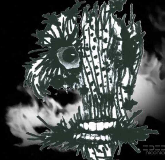 ミカルゲ→ナラクニンジャスレイヤーのアニメのナラク・ニンジャから。なんか似てるかなって。