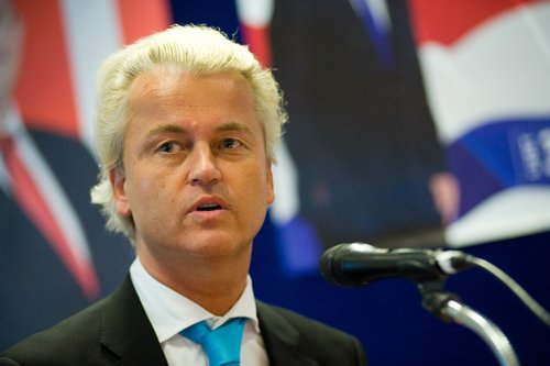 Geert Wilders tells German tv show Pim Fortuyn was killed by radical Muslim