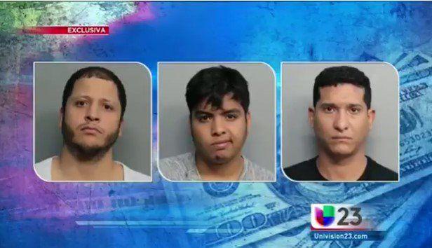 Detienen a tres venezolanos por fraude con tarjetas de crédito en EEUU (Video)