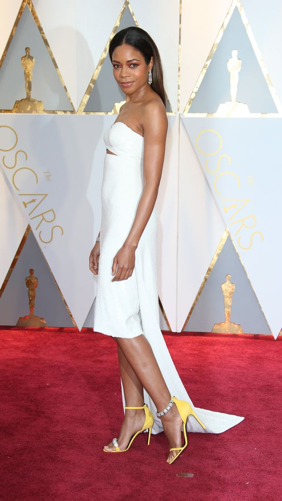 The 10 best dressed at the Oscars: