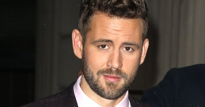 @refinery29: It's looking like #TheBachelor's Nick Viall might be heading to #DWTS: https://t.co/v0g9rhh6IZ https://t.co/Go2F6H4nKq