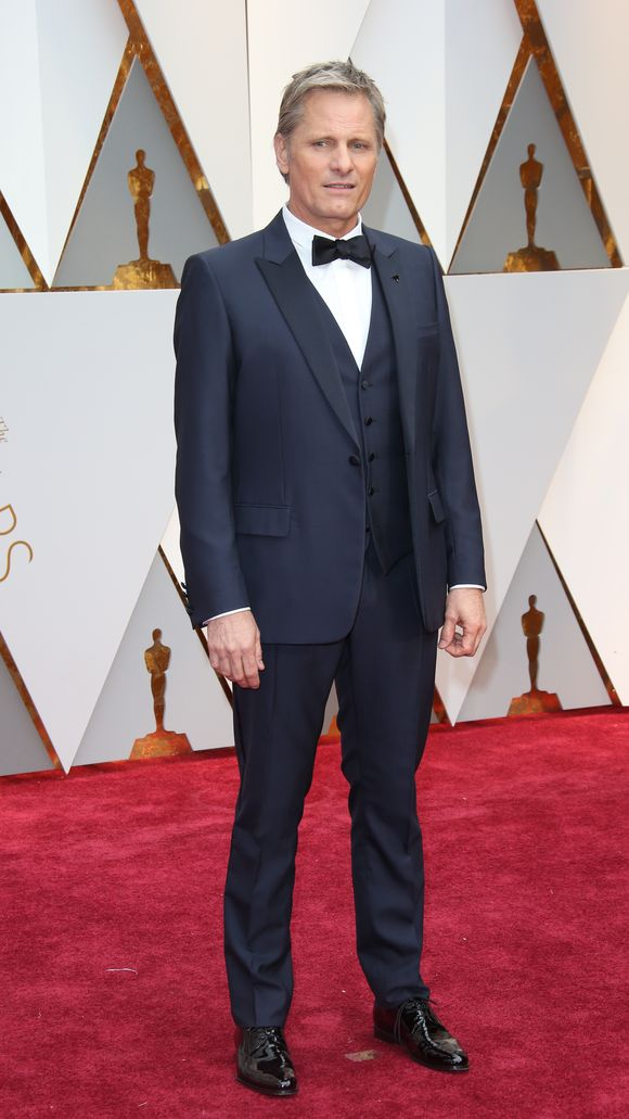 These men were smokin' on the Oscars red carpet: