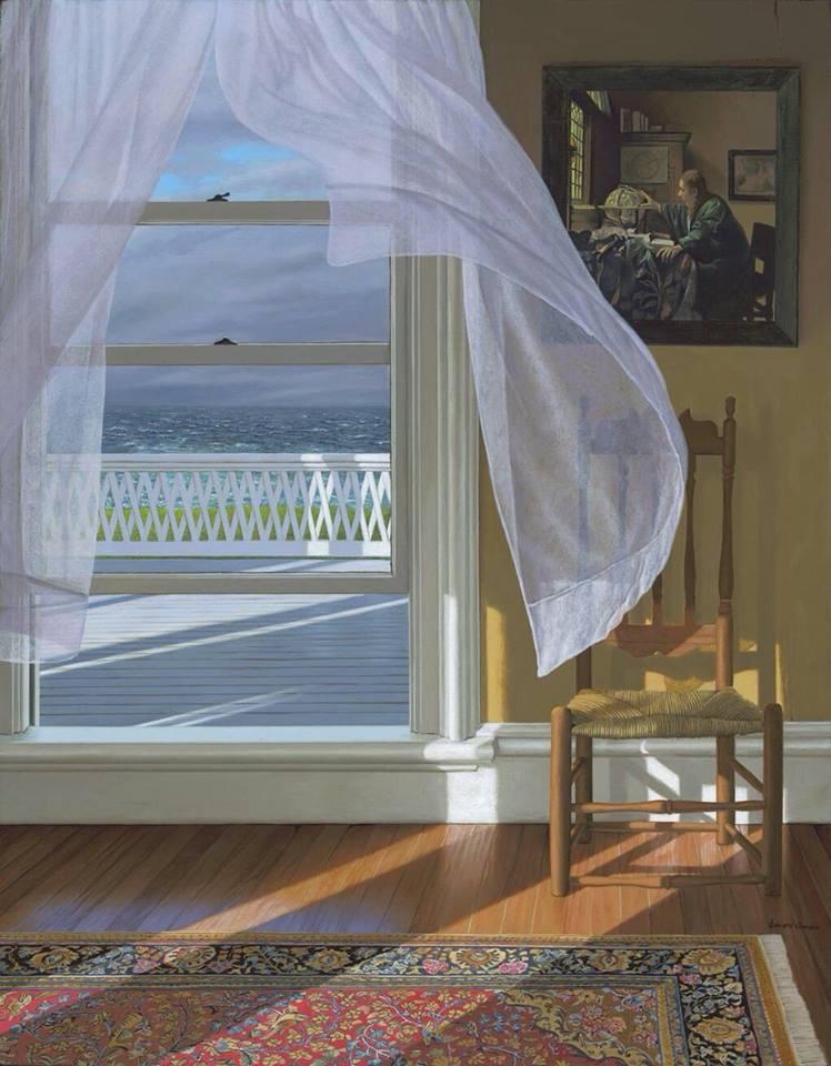 Edward Gordon 'Wind from the Sea' https://t.co/ZakD7Ylsds