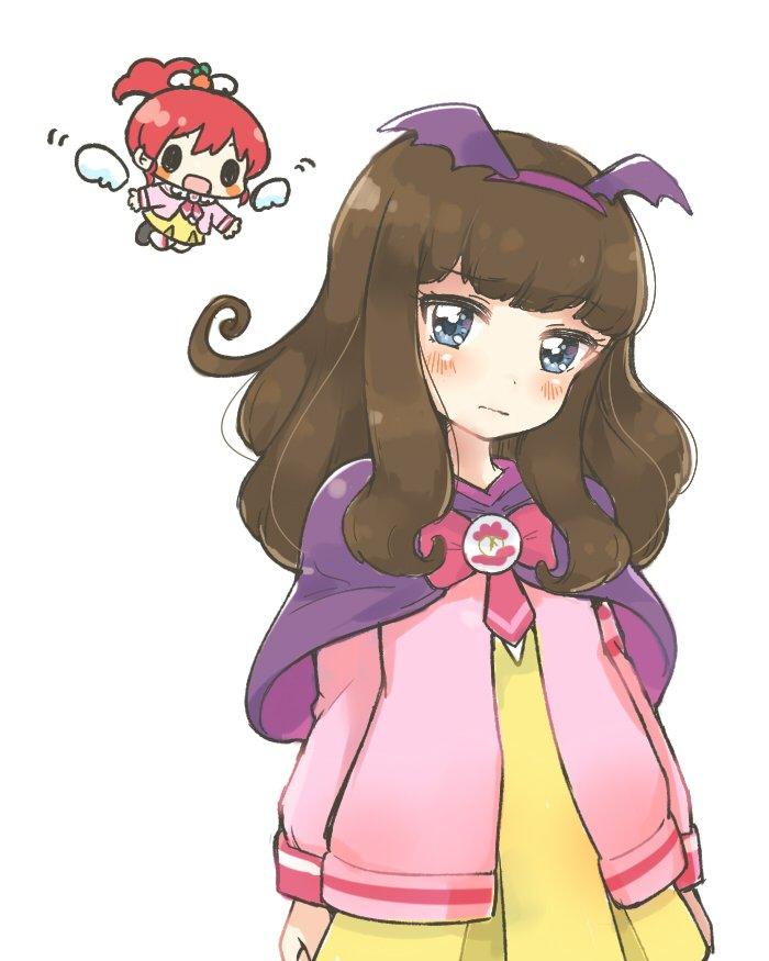 > プリパラご存知でしたらあろまを描いていただけないでしょうか…  #odaibakoありょま~