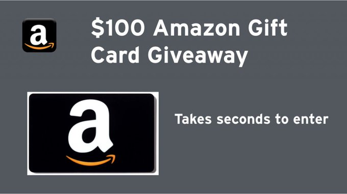 Welcome to the $100 Amazon Gift Card Dropprice!