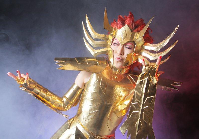 【聖闘士星矢 NEXT DIMENSION 冥王神話】蟹座のデストール  NDで一番好きなトール姐さん♡もっと女子力がほ