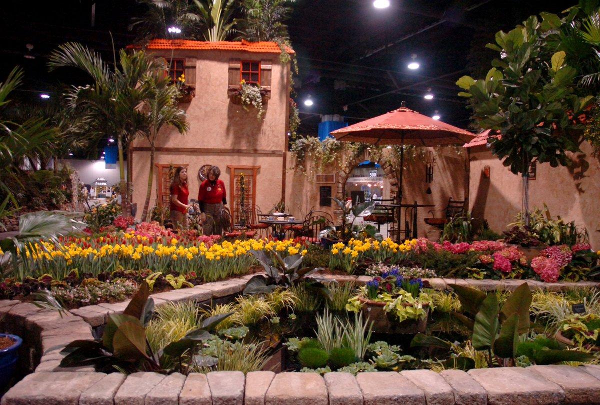 New flower show coming to atlanta botanical garden in 2018 ...