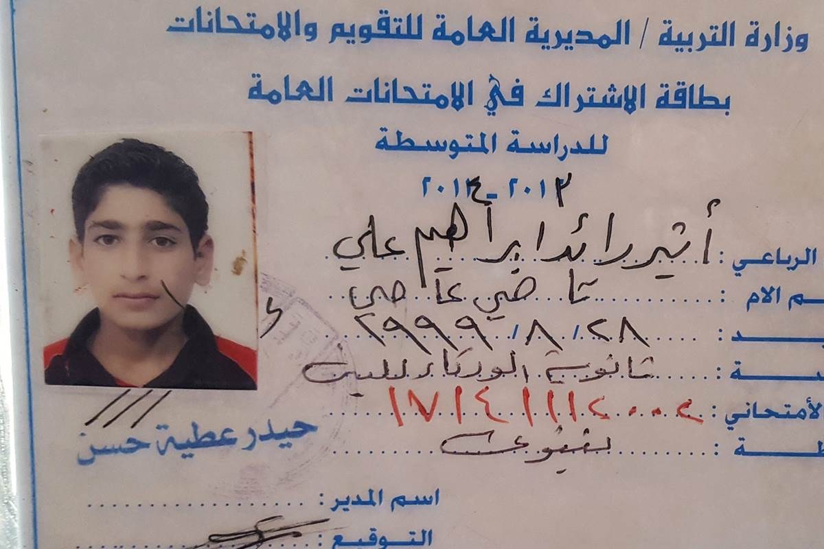 """My dear family, please forgive me"": ISIS letters chart teens' journeys to radicalization"
