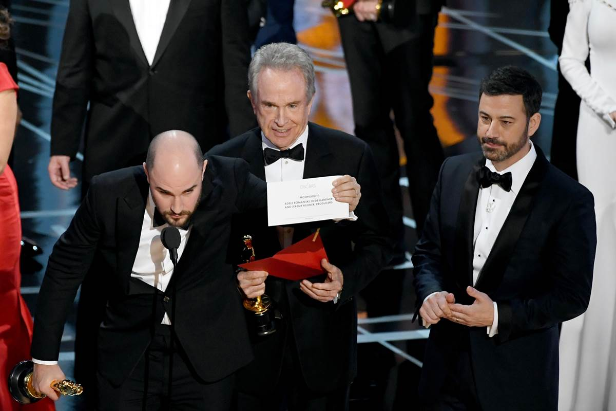 Will the Academy — and the internet — ever forgive PwC for its Oscars flub?