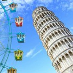 Pisa Is Adding a Ferris Wheel to Attract Tourists