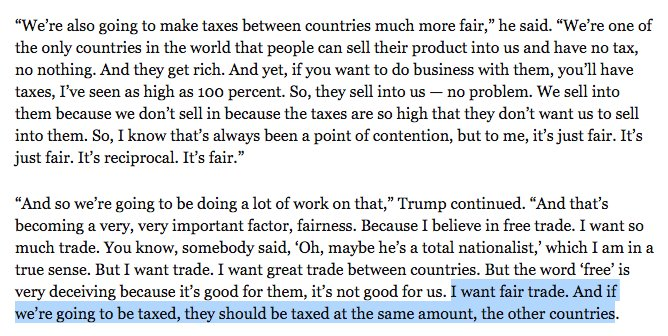 This last line makes you wonder if Trump understands the causes of the trade imbalances he's railed against at all. https://t.co/U3aWCy9QVu