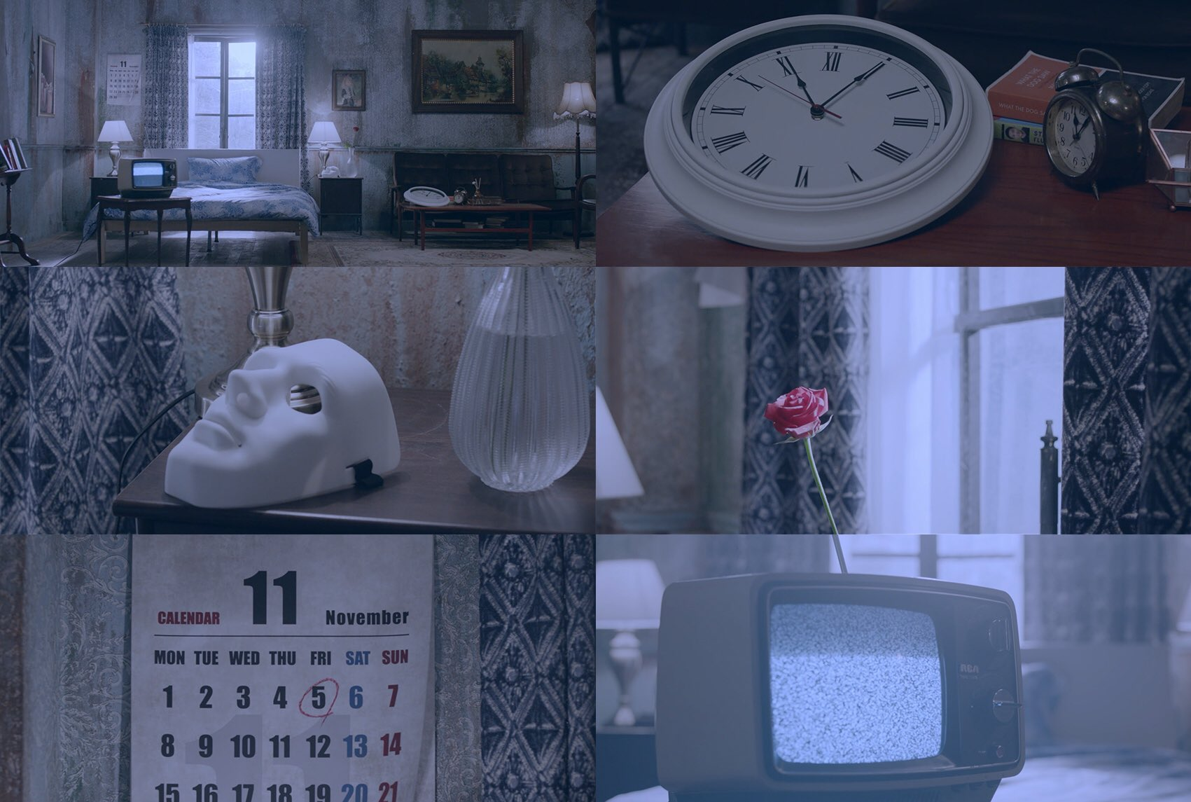 B.A.P, 완전체 컴백 'WAKE ME UP' 뮤직비디오 스포 https://t.co/lFGVEAEvLJ https://t.co/gdKYksmD8K