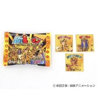 せ、聖闘士星矢マンだと!?( ゚д゚)箱買いの予感。。