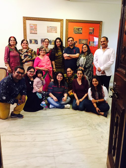 We all had a taste of nostalgia at COMMEAT's Naani's Kitchen https://t.co/RtNxHxAGdK